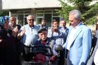 AK PARTİ MİLLETVEKİLİ - Milletvekili Adayı Uysal Köy Köy Geziyor