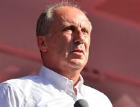 TURGAY GÜLER - Muharrem İnce'den Turgay Güler'e soru şartı