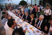 DENİZ BAYKAL - Örnekköy'de 2 Bin Kişilik İftar Sofrası