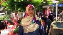 Siirt'te 'Tekne Orucu' Tutan Çocuklar İftar Yaptı