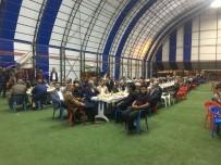Şırnak'ta Bin Kişiye İftar Yemeği