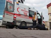 Sokak ortasında ölü bulundu!