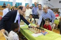 SATRANÇ TURNUVASI - Söke'de Ulusal Satranç Turnuvası Heyecanı Başladı