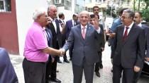 BAŞTÜRK - TBMM Başkanı İsmail Kahraman Birlik Vakfının İftarına Katıldı
