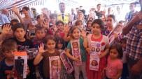 ŞEHİT AİLELERİ DERNEĞİ - TİKA, Ramazan'da Terör Mağduru Türkmenleri Yalnız Bırakmadı