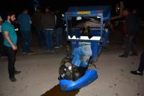 MUTTALIP - Tokat'ta Otomobil İle Patpat Çarpıştı Açıklaması 10 Yaralı
