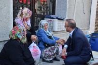 BÜLENT TURAN - Turan Halk Pazarında Hemşehrileriyle Buluştu