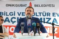 Ünal, 'Seçimlerde, Avrupa'ya Osmanlı Tokadını Vuralım'