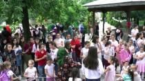 ÜSKÜP - Üsküp'te Çocuklara Özel İftar Programı