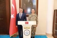 Vali Osman Bilgin'e, Kutlama Ziyaretleri Sürüyor