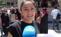 FEN BILGISI - Vanlı Öğrencilerin LGS Heyecanı Başladı