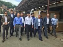 VEHBİ KOÇ - Vehbi Koç Açıklaması 'Koca Koca Gemiler Trabzon'da Üretilecek'