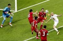DIEGO - 2018 FIFA Dünya Kupası Açıklaması İran Açıklaması 0 - İspanya Açıklaması 1
