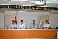 Adana'da Sulama Birliklerine Yeni Başkanlar Atandı