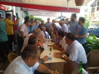 DOĞUM GÜNÜ PASTASI - AK Parti, Nebioğlu Çıkartması Yaptı