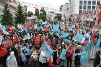 İyi Parti - Akşener Kars'ta Beklediği İlgiyi Görmedi