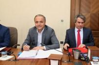 OSMAN VAROL - Amasya'da OKA Destekli 10 Projenin Sözleşmesi İmzalandı