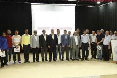 Amatör Spor Kulüplerine 172 Bin Lira Nakdi Yardım Yapıldı