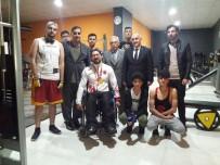 BİLEK GÜREŞİ - Avrupa Bilek Güreşi Şampiyonu Seven Altınla Ödüllendirildi
