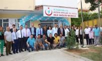 Aydın'da 24 Nolu Aile Sağlığı Merkezi Hizmete Girdi