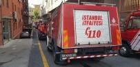 GAZ SIKIŞMASI - Bağcılar'da Patlama Açıklaması 3 Yaralı