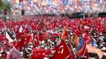 AHMET EŞREF FAKıBABA - Bakan Fakıbaba'dan Miting Teşekkürü
