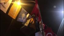 AHMET EŞREF FAKıBABA - Bakan Fakıbaba, Vince Çıkıp Flama Astı