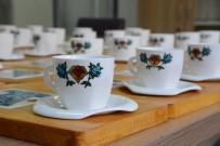 ÇALIŞMA VE SOSYAL GÜVENLİK BAKANI - Bakanlığa Fincanlar Sivas'tan Gitti