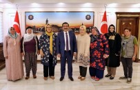 Başkan Atilla Açıklaması 'Kadınların Toplumda Daha Güçlü Olmasına Destek Veriyoruz'