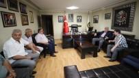İBRAHIM KARAOSMANOĞLU - Başkan Karaosmanoğlu, 'Bizim Siyasetimiz Birlik, Dirlik Ve Bolluk Siyasetidir'
