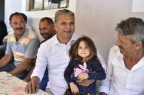 TÜRK BAYRAĞI - Başkan Uysal, Korkuteli'de