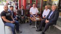 DEVLET HASTANESİ - Bayram, Hastane Bölgesi Esnafıyla Bir Araya Geldi