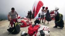 KUŞ BAKıŞı - Bayramda Babadağ'dan 2 Bin Kişi Uçtu