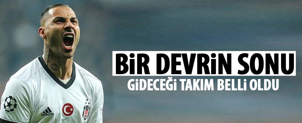 Beşiktaş'ın Quaresma kararı