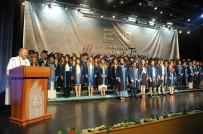 SEZAI KARAKOÇ - BEÜ'de Mezuniyet Coşkusu Sürüyor