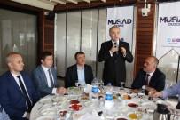 FARUK ÖZLÜ - Bilim Sanayi Ve Teknoloji Bakanı Dr. Faruk Özlü;