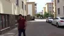 Bingöl'de 15 Temmuz Gazisinin Kapısını İşaretleyip Mermi Bıraktılar