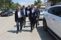 CHP'li Erol, Seçim Çalışmalarını Sürdürüyor