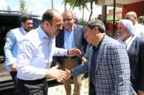 KARAKÖPRÜ - Çiftçi Vatandaşlara 24 Haziran Seçimlerinin Önemini Anlattı