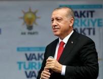 PKK - Cumhurbaşkanı Erdoğan Kandil operasyonuyla ilgili bilgi verdi