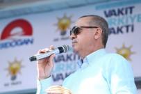 AK PARTİ MİLLETVEKİLİ - Cumhurbaşkanı Erdoğan Şanlıurfa'da (1)
