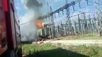 Diyarbakır'da Ana Trafo Merkezinde Yangın