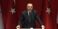 DÜNYA MÜLTECİLER GÜNÜ - Erdoğan'dan Dünya Mülteciler Günü Mesajı