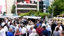 MEHMET ERDOĞAN - Eski Bakan Karaöz'ün Cenazesi Muğla'da Toprağa Verildi