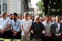 TUNCAY ŞANLI - Eski Milli Futbolcu Orhan Ak'ın Acı Günü