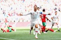 RONALDO - FIFA Dünya Kupası Açıklaması Portekiz Açıklaması 1 - Fas Açıklaması 0