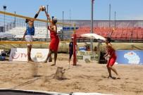 DÜNYA TURU - FIVB Plaj Voleybolu Dünya Turu Manavgat Open Başladı