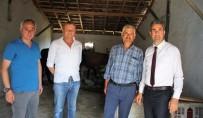 BEŞEVLER - Genç Çiftçi Projesi Tamamlandı
