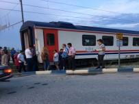 CELAL BAYAR ÜNIVERSITESI - Genç Kıza Tren Çarptı