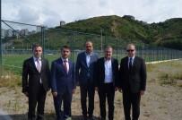 TRABZON VALİSİ - Gençlik Ve Spor Bakanı Bak Trabzon'da